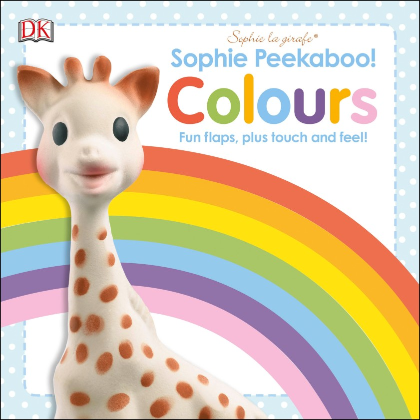 Купить Sophie Peekaboo! Colours