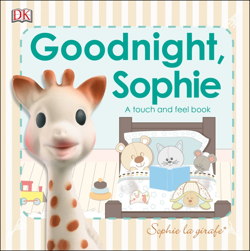 Baby Touch and Feel Goodnight, Sophie goodnight peppa
