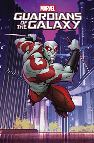Marvel Universe Guardians of the Galaxy Vol. 4 the art of marvel vol 2