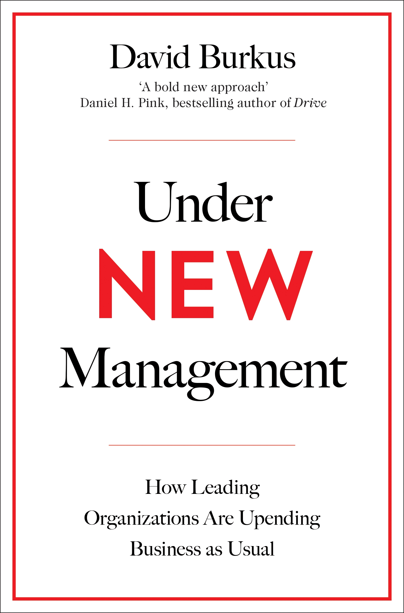 Under New Management like a virgin secrets they won t teach you at business school