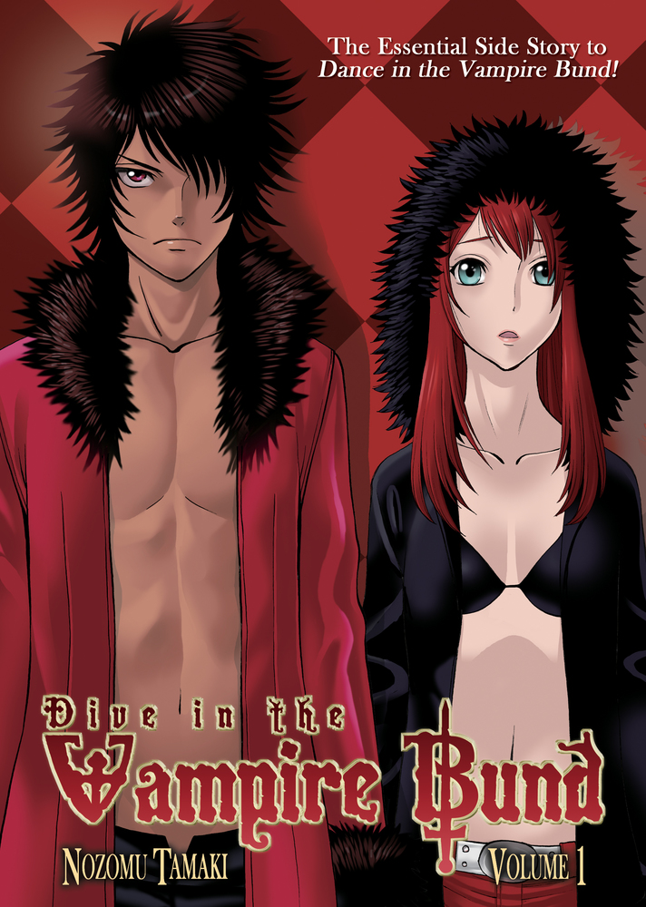 Dive in the Vampire Bund Vol. 1 american vampire vol 3