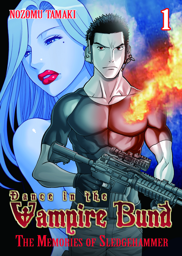 Dance in the Vampire Bund: The Memories of Sledge Hammer Vol. 1 dance in the vampire bund omnibus 5