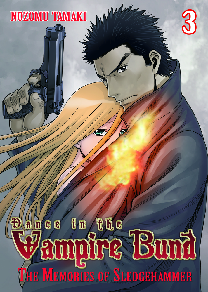Dance in the Vampire Bund: The Memories of Sledge Hammer Vol. 3 dance in the vampire bund omnibus 5