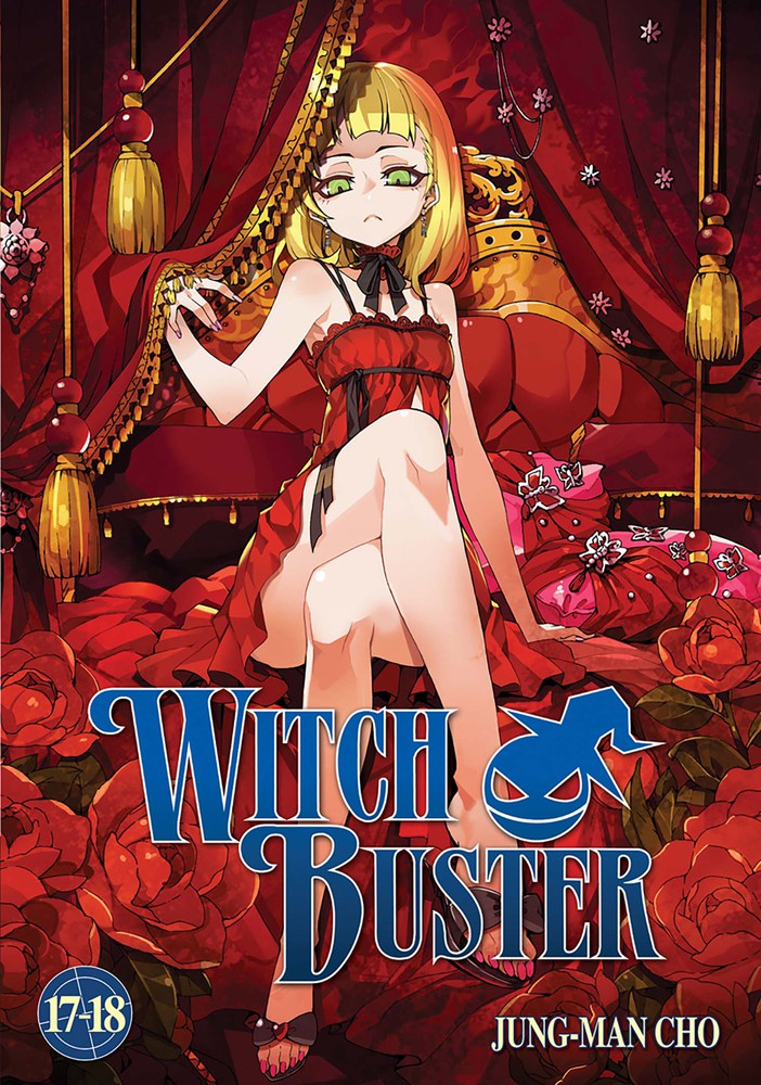 Witch Buster Vol. 17-18 buster cyl в украине