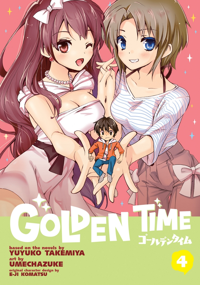 Golden Time Vol.  4