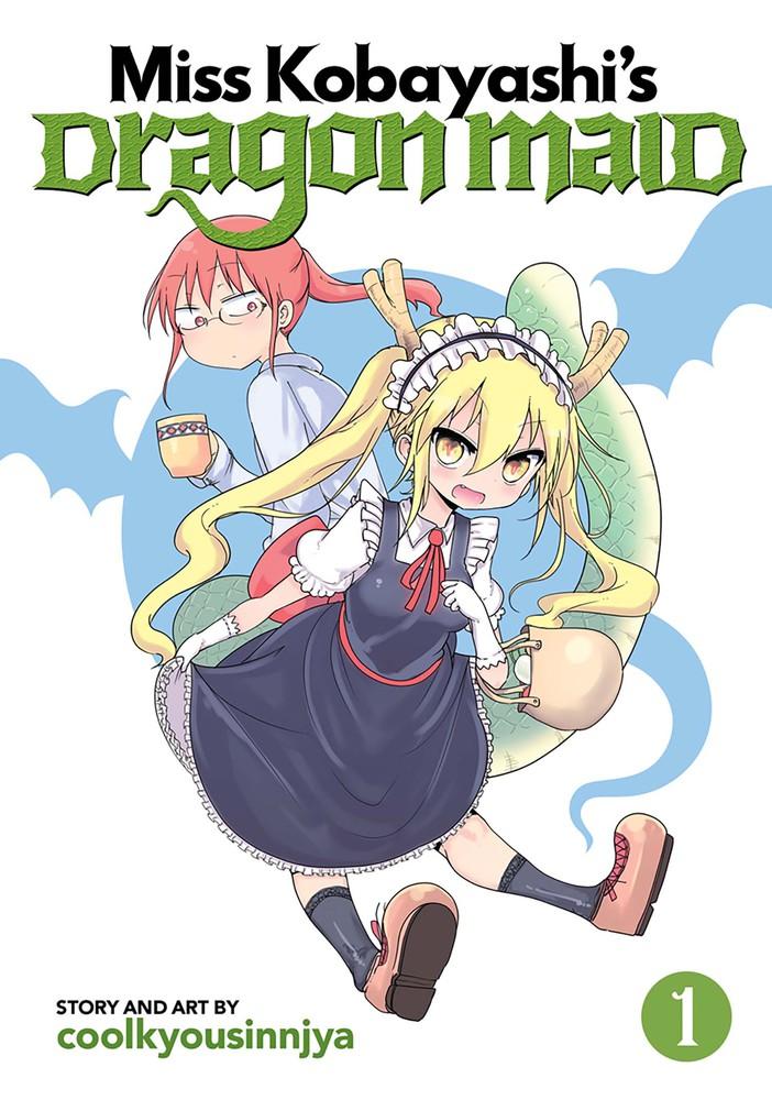 Miss Kobayashi's Dragon Maid: Volume 1