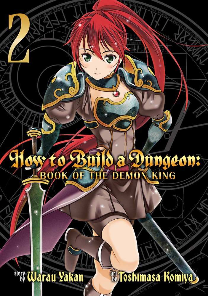 Фото How to Build a Dungeon: Book of the Demon King Vol. 2 dungeon monstres vol 5
