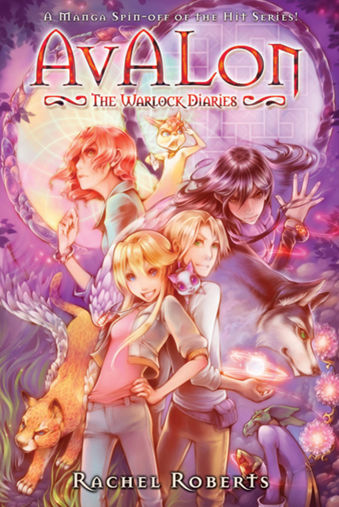 Avalon: The Warlock Diaries Omnibus quilted heart omnibus the