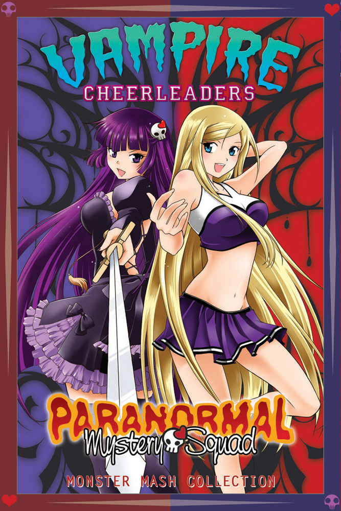 Vampire Cheerleaders/Paranormal Mystery Squad Monster Mash Collection american vampire vol 04
