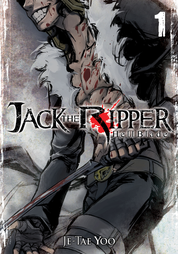Jack the Ripper: Hell Blade Vol. 1 last templar vol 3 the the sunken church