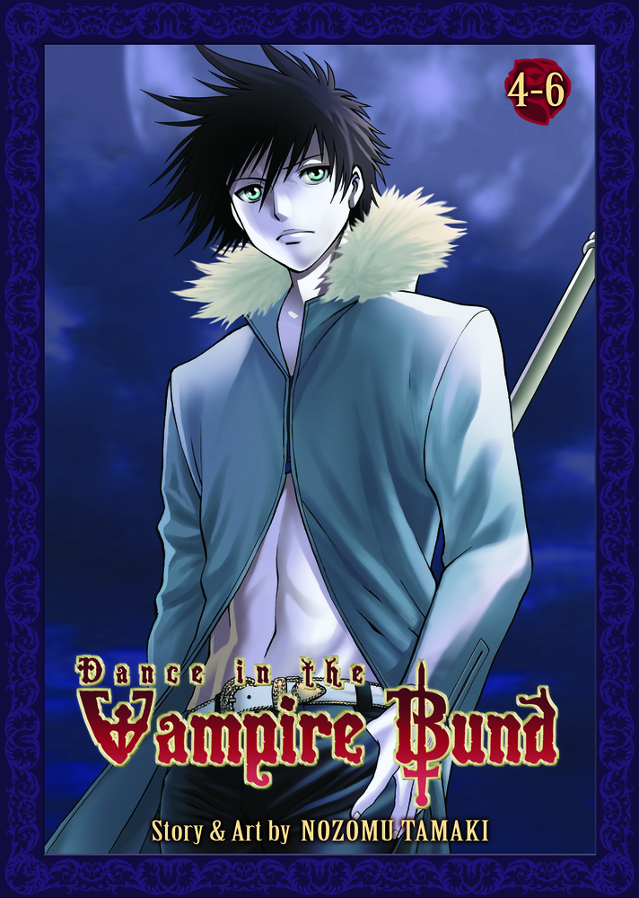 Dance in the Vampire Bund Omnibus 2 the vampire hunters