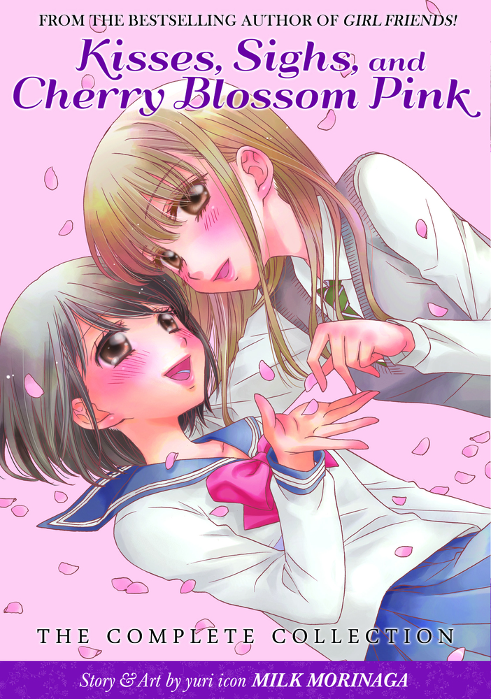 Kisses, Sighs, and Cherry Blossoms Pink: The Complete Collection secret warriors the complete collection volume 1