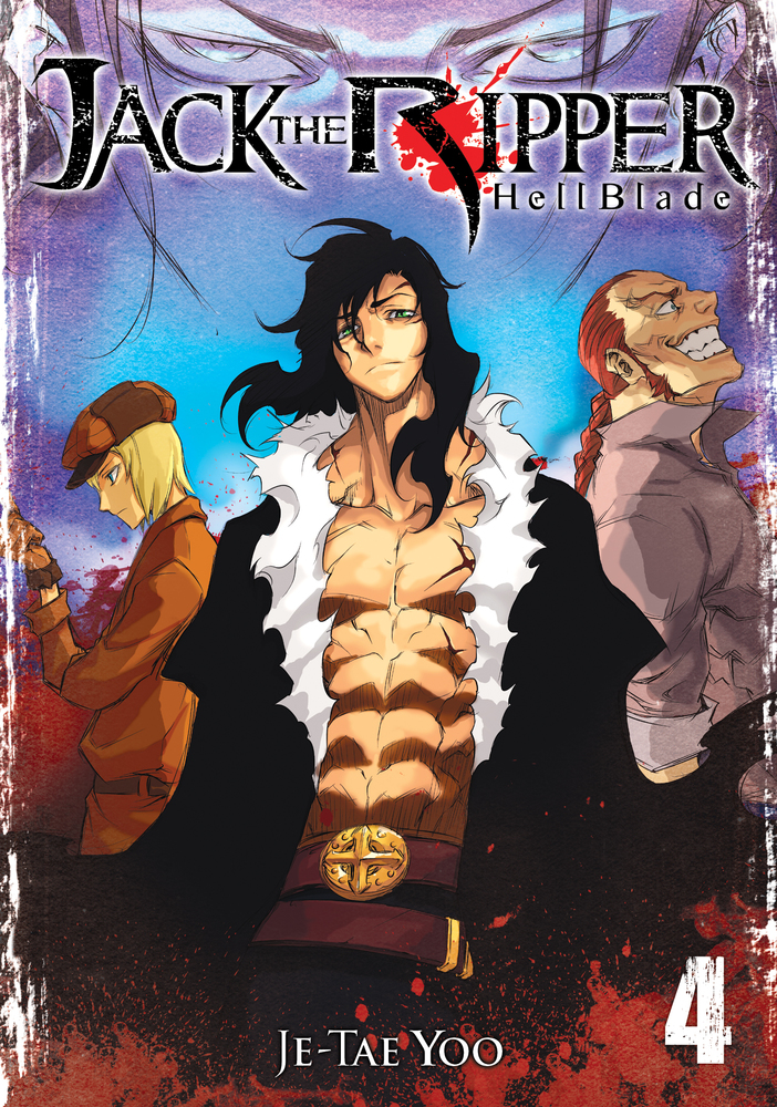 Zakazat.ru: Jack the Ripper: Hell Blade Vol. 4