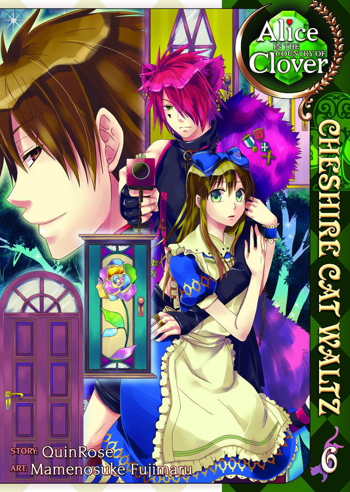 Alice in the Country of Clover: Cheshire Cat Waltz Vol. 6 crusade vol 3 the master of machines