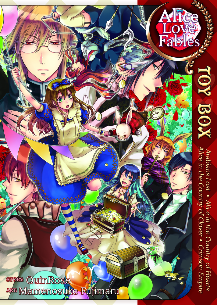 Alice Love Fables: Toy Box fables book 6