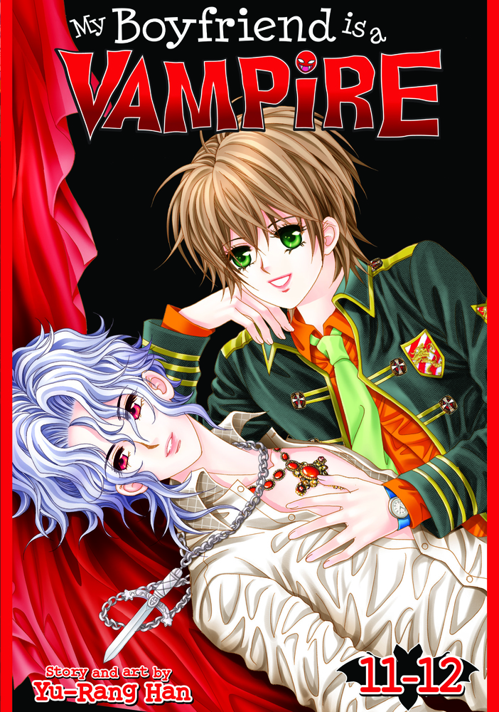 My Boyfriend is a Vampire, Vol. 11-12 american vampire vol 3