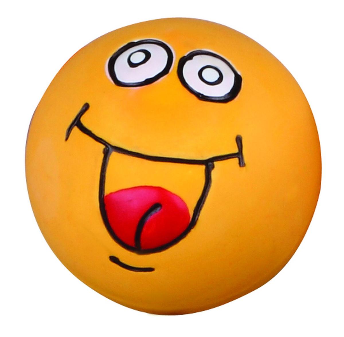 Игрушка для собак Dezzie Мяч №2, диаметр, 5,5 см игрушка для собак dezzie кольцо с запахом мяса диаметр 8 5 см