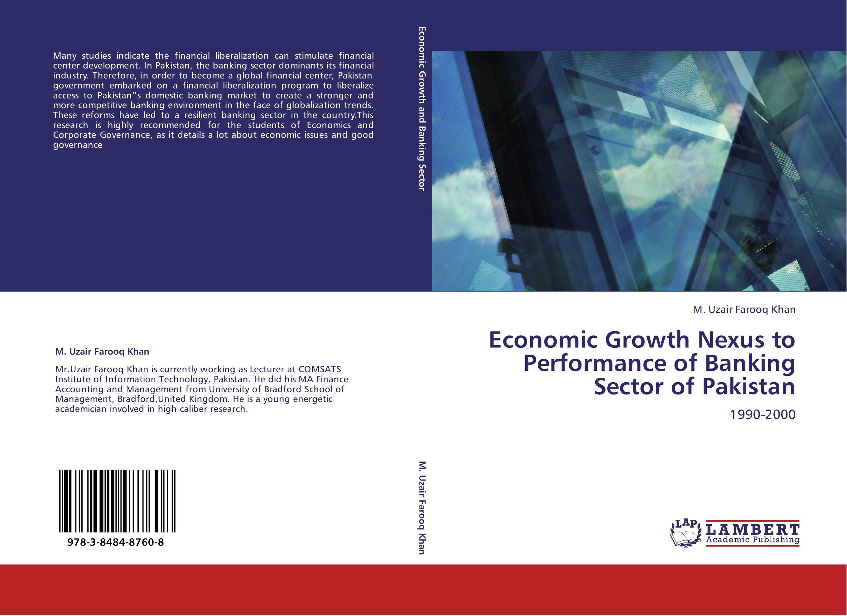 Economic Growth Nexus to Performance of Banking Sector of Pakistan corporate governance and firm value
