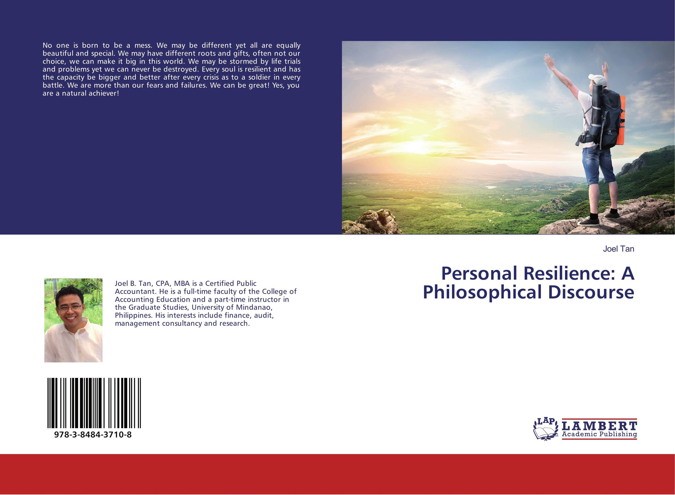 Personal Resilience: A Philosophical Discourse are we nearly there yet watts poetry s
