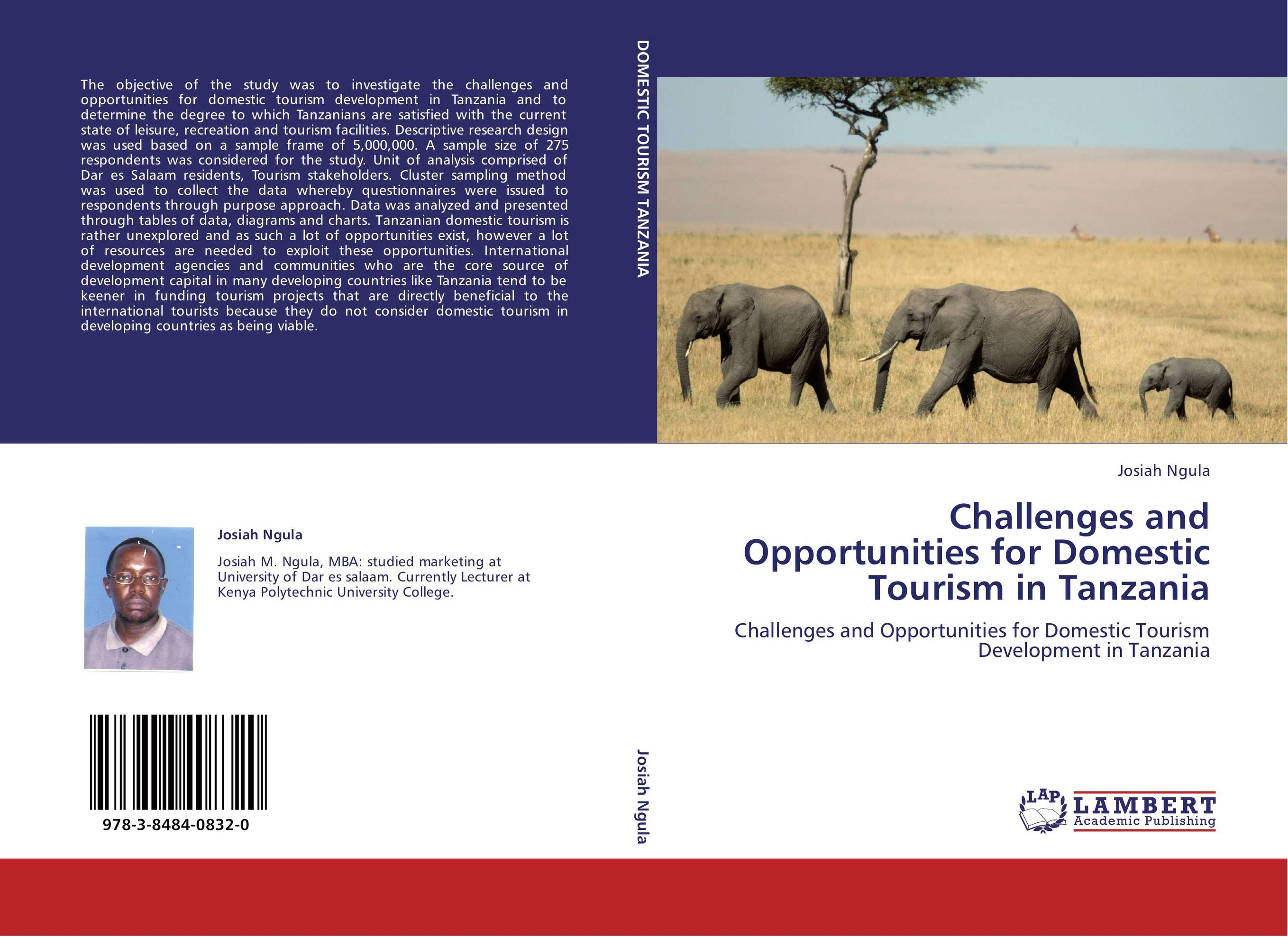 Challenges and Opportunities for Domestic Tourism in Tanzania