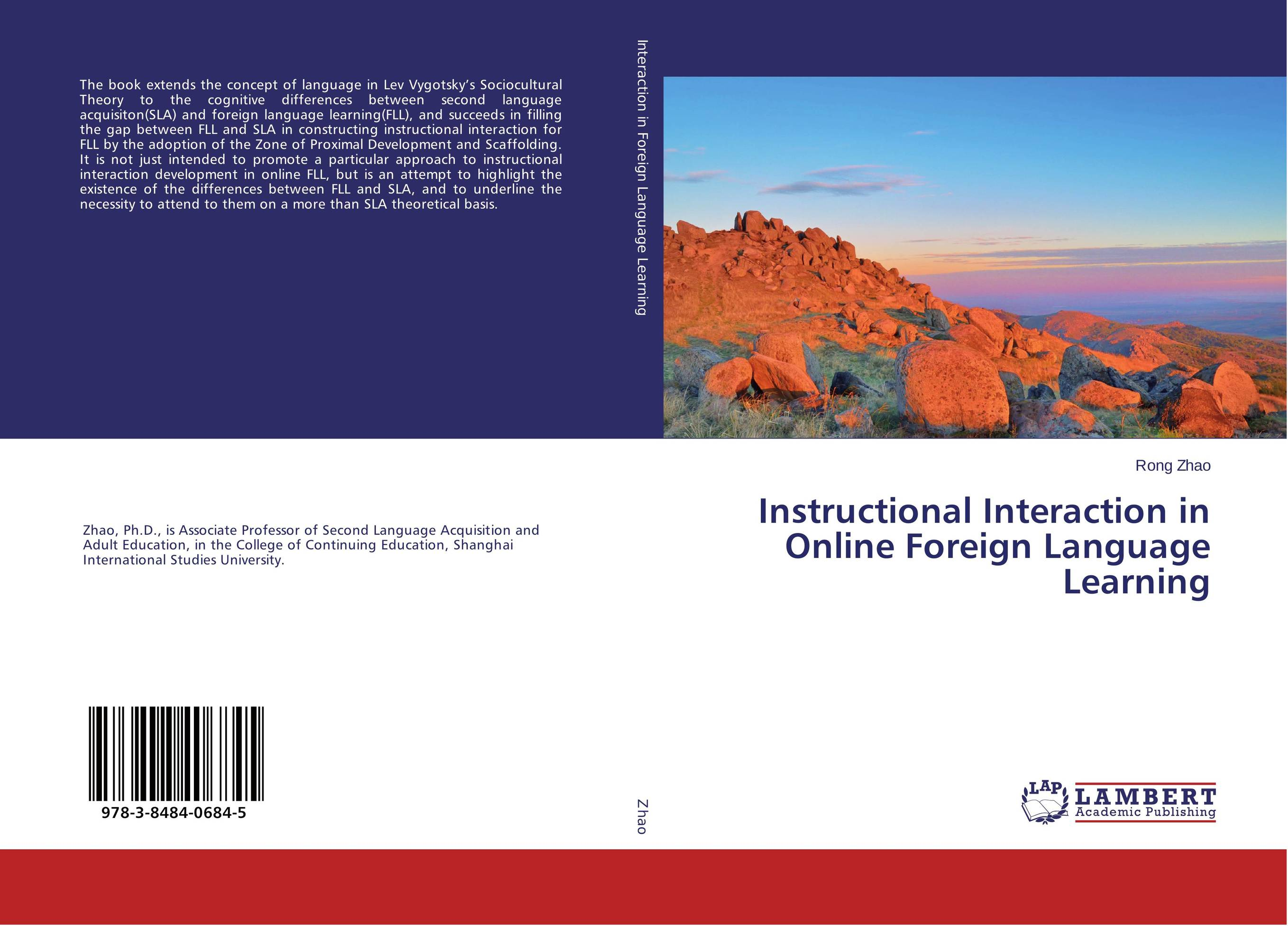 Instructional Interaction in Online Foreign Language Learning gap ga020ewrbo17