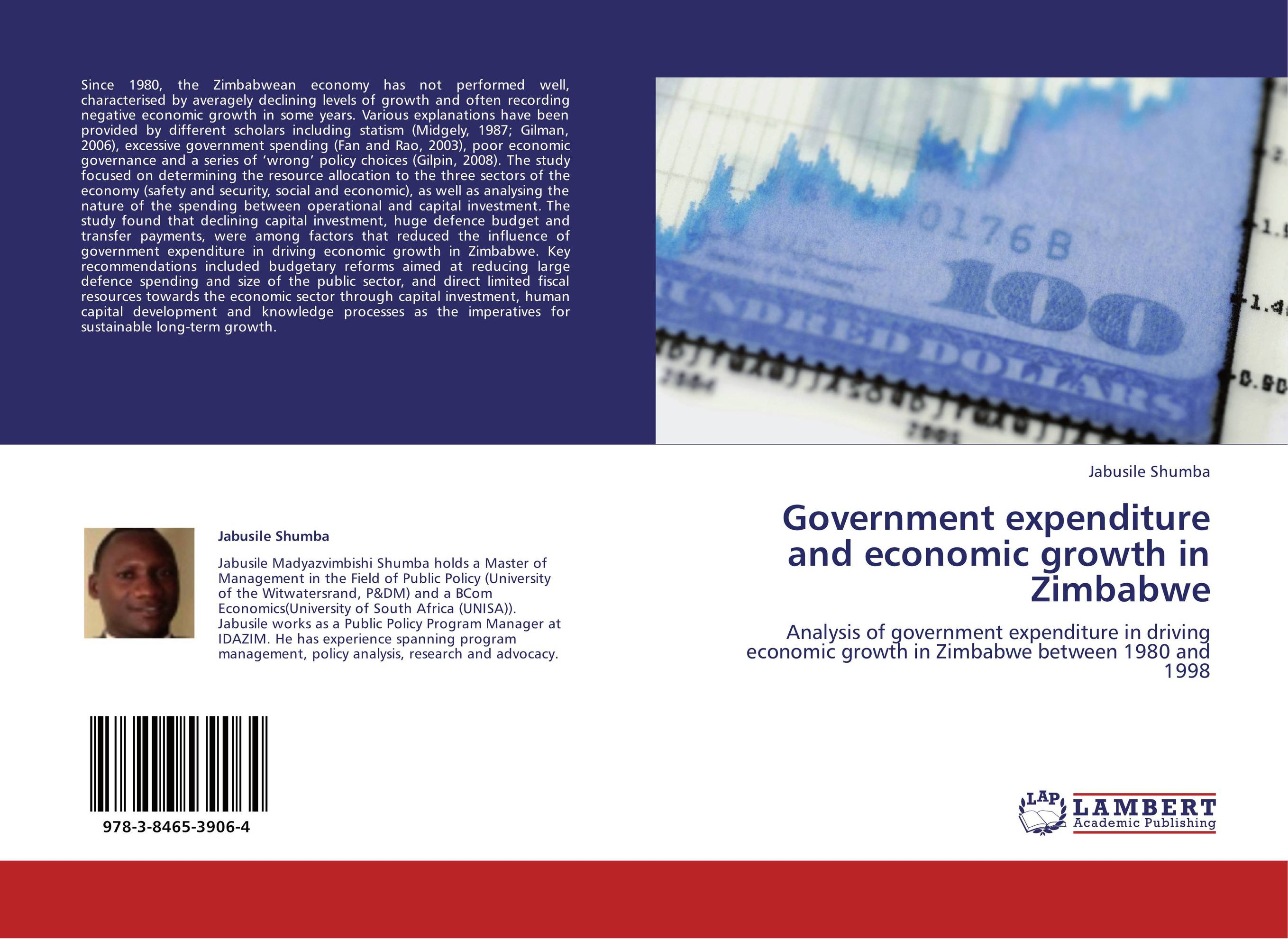 Government expenditure and economic growth in Zimbabwe wesley whittaker a the little book of venture capital investing empowering economic growth and investment portfolios