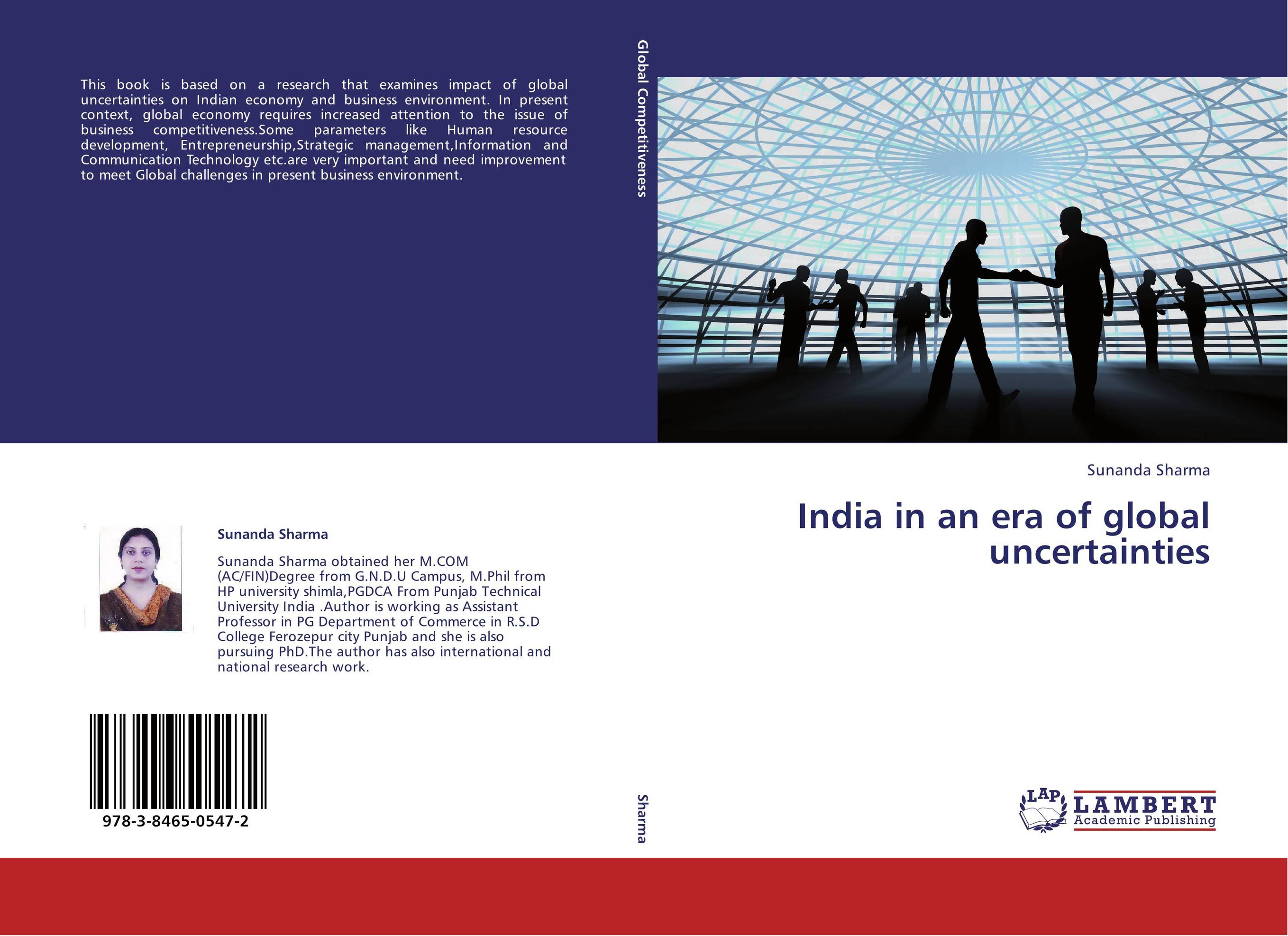 India in an era of global uncertainties effect of information and communication technology on research and development activities