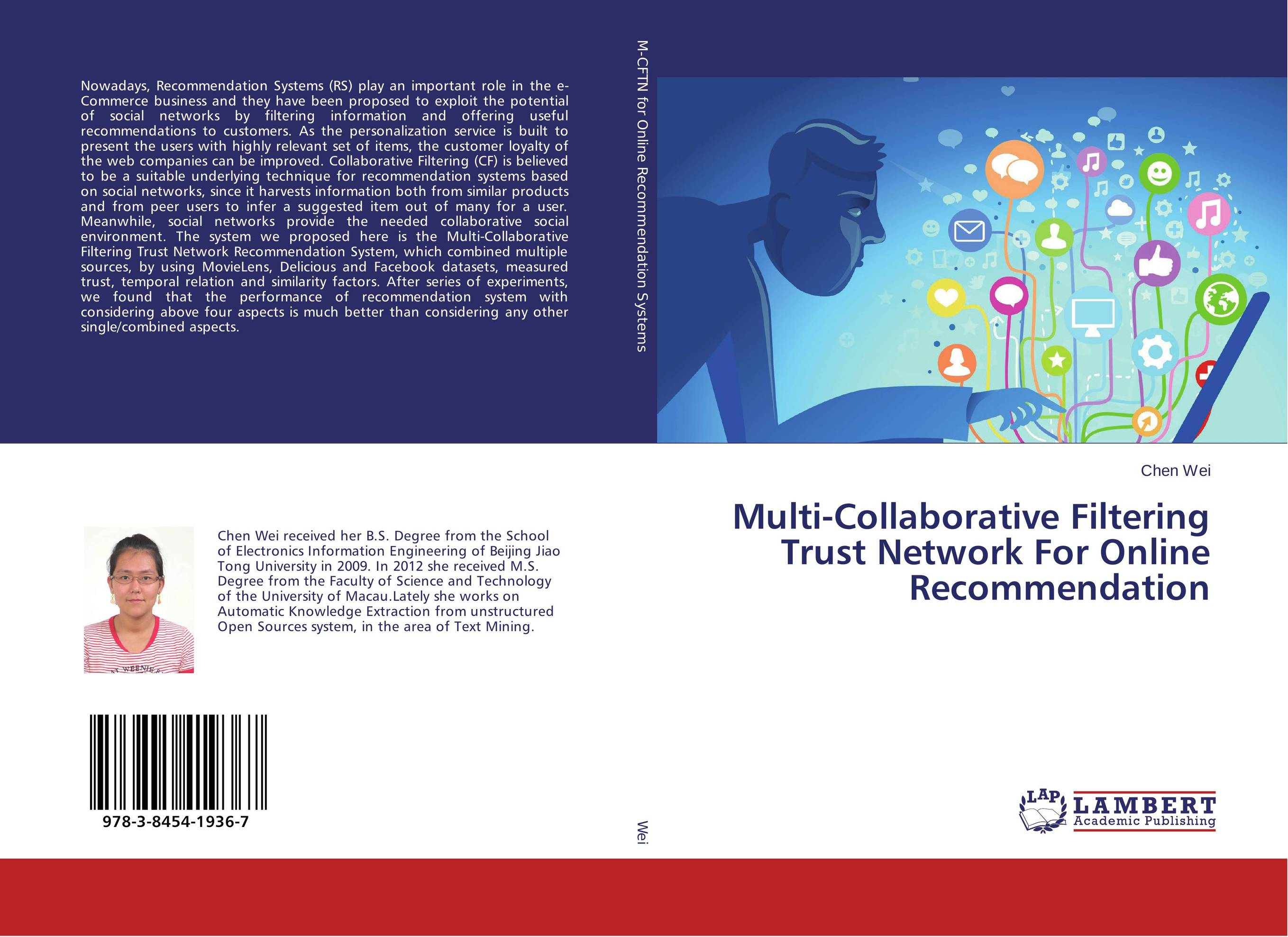 Multi-Collaborative Filtering Trust Network For Online Recommendation recommendation systems for e commerce