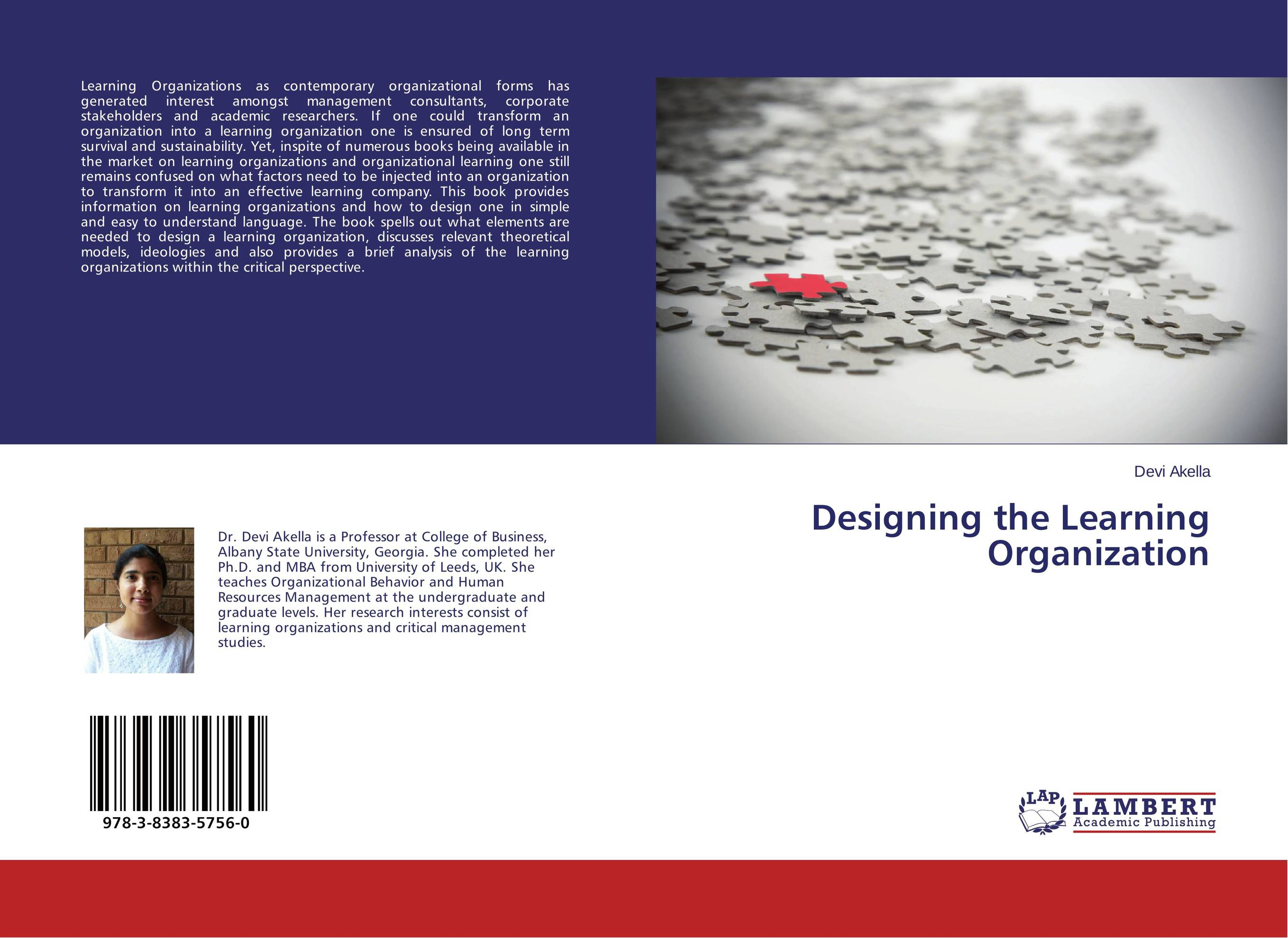 Designing the Learning Organization oliver goldsmith an enquiry into the present state of polite learning in europe