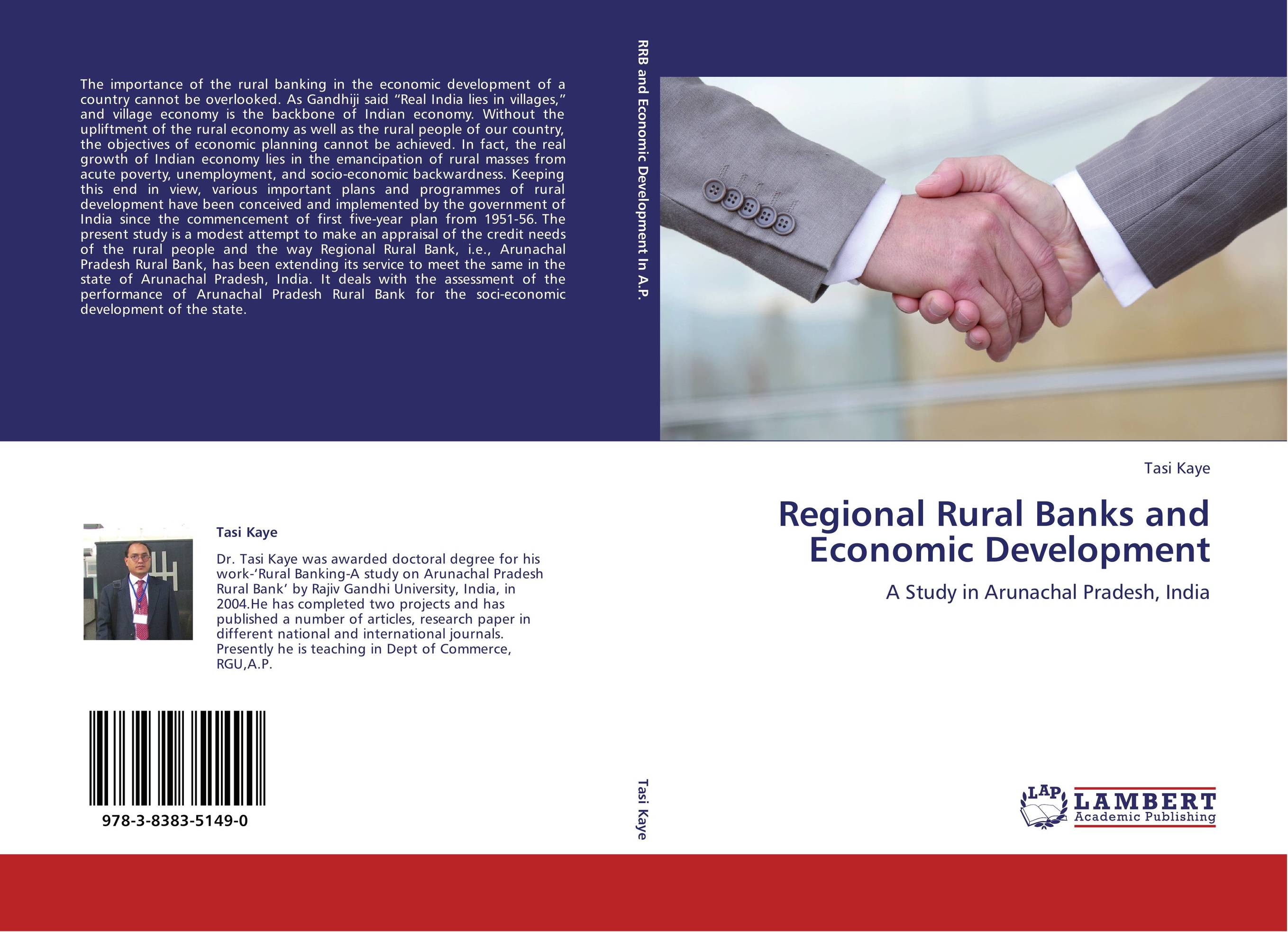 Regional Rural Banks and Economic Development poverty and development in rural india