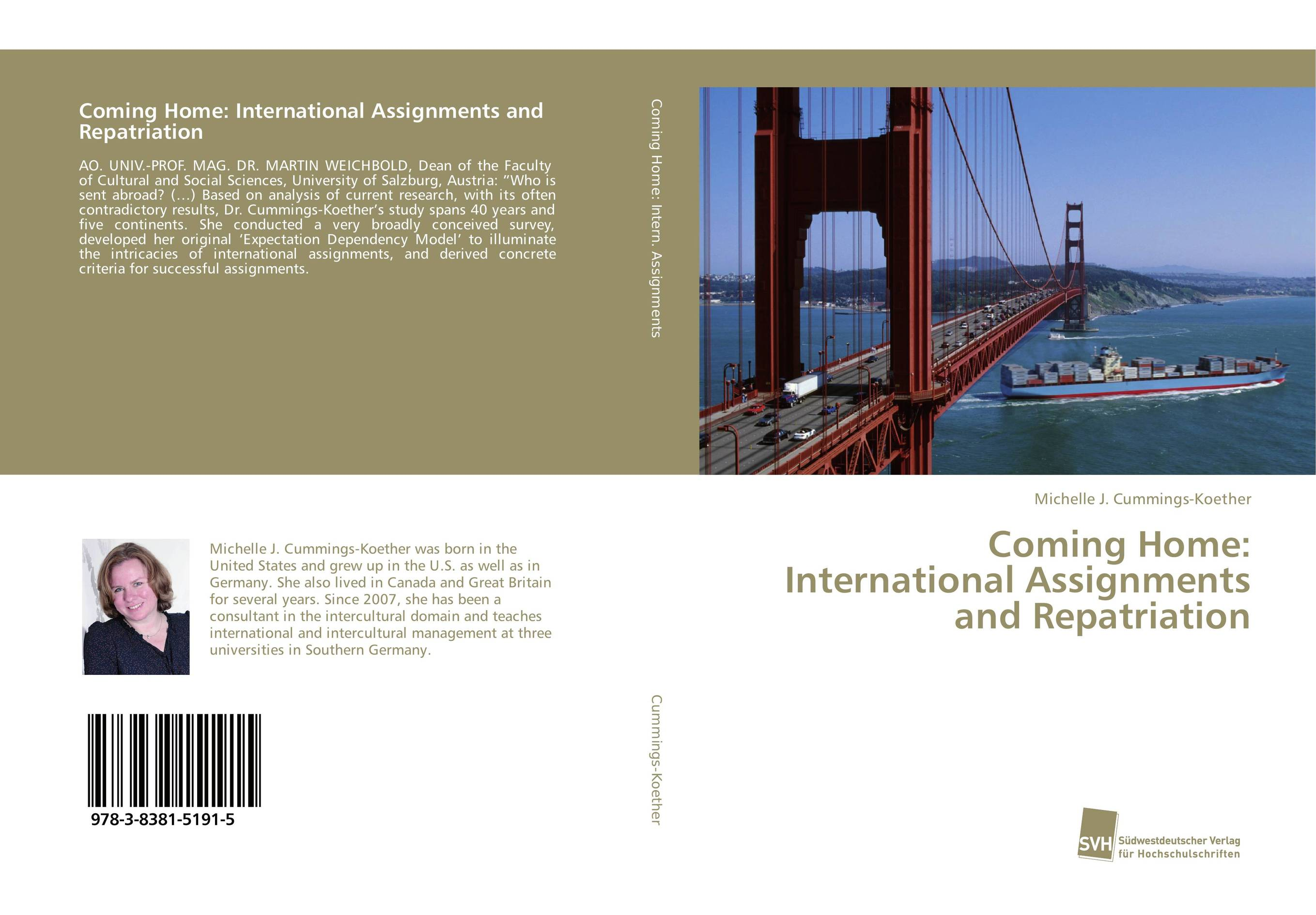 Coming Home: International Assignments and Repatriation