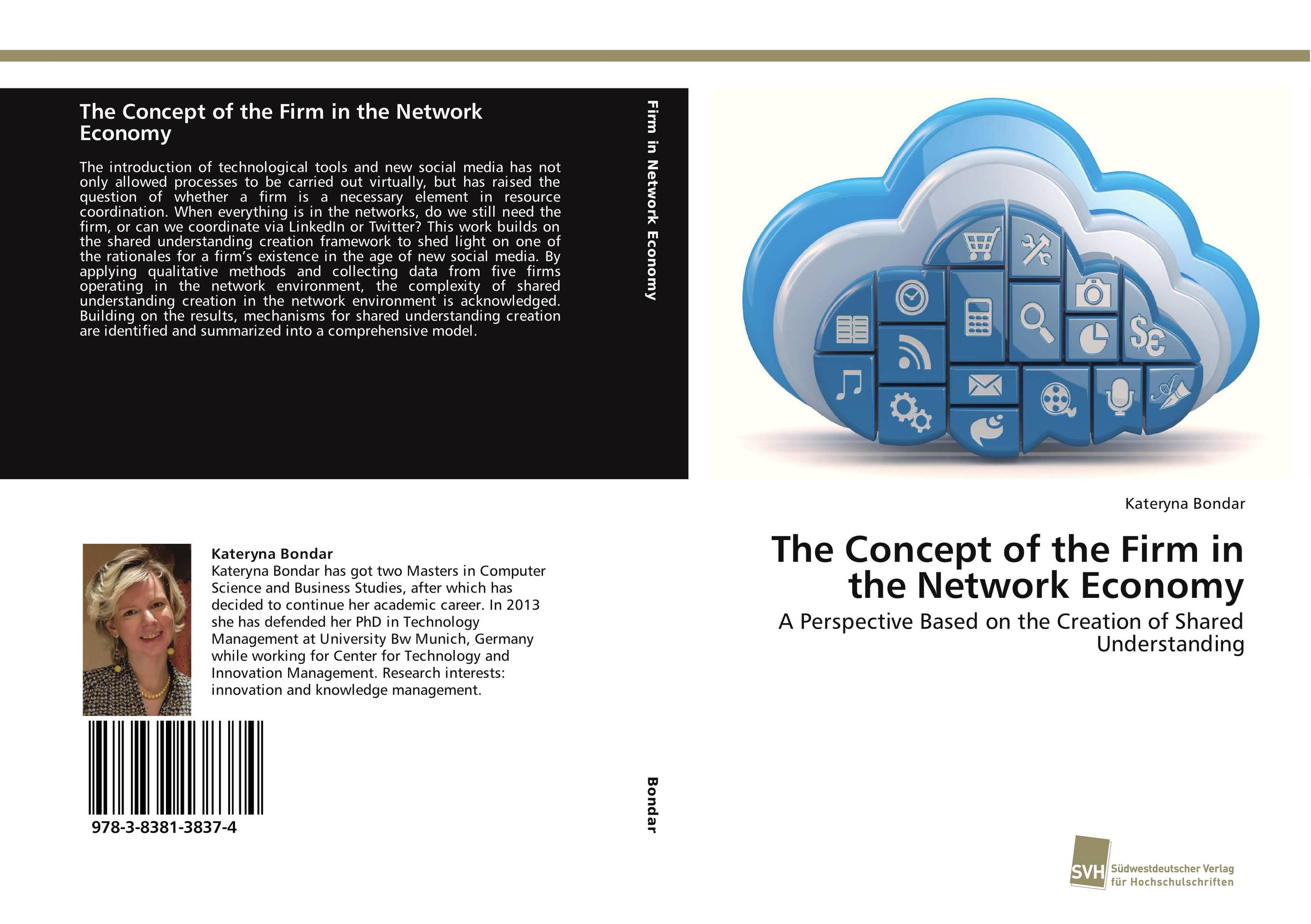 The Concept of the Firm in the Network Economy principles of social network data security