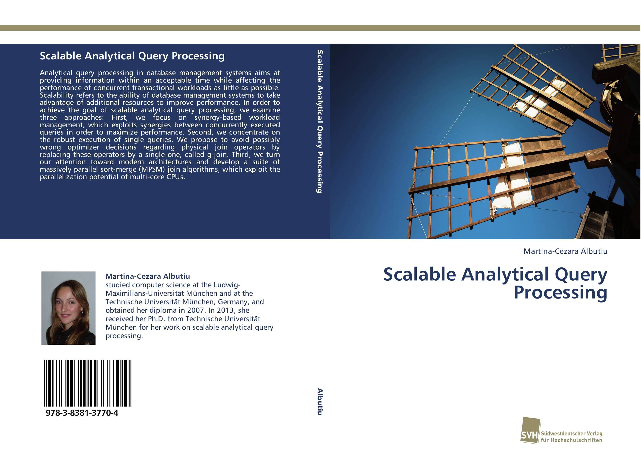 Scalable Analytical...