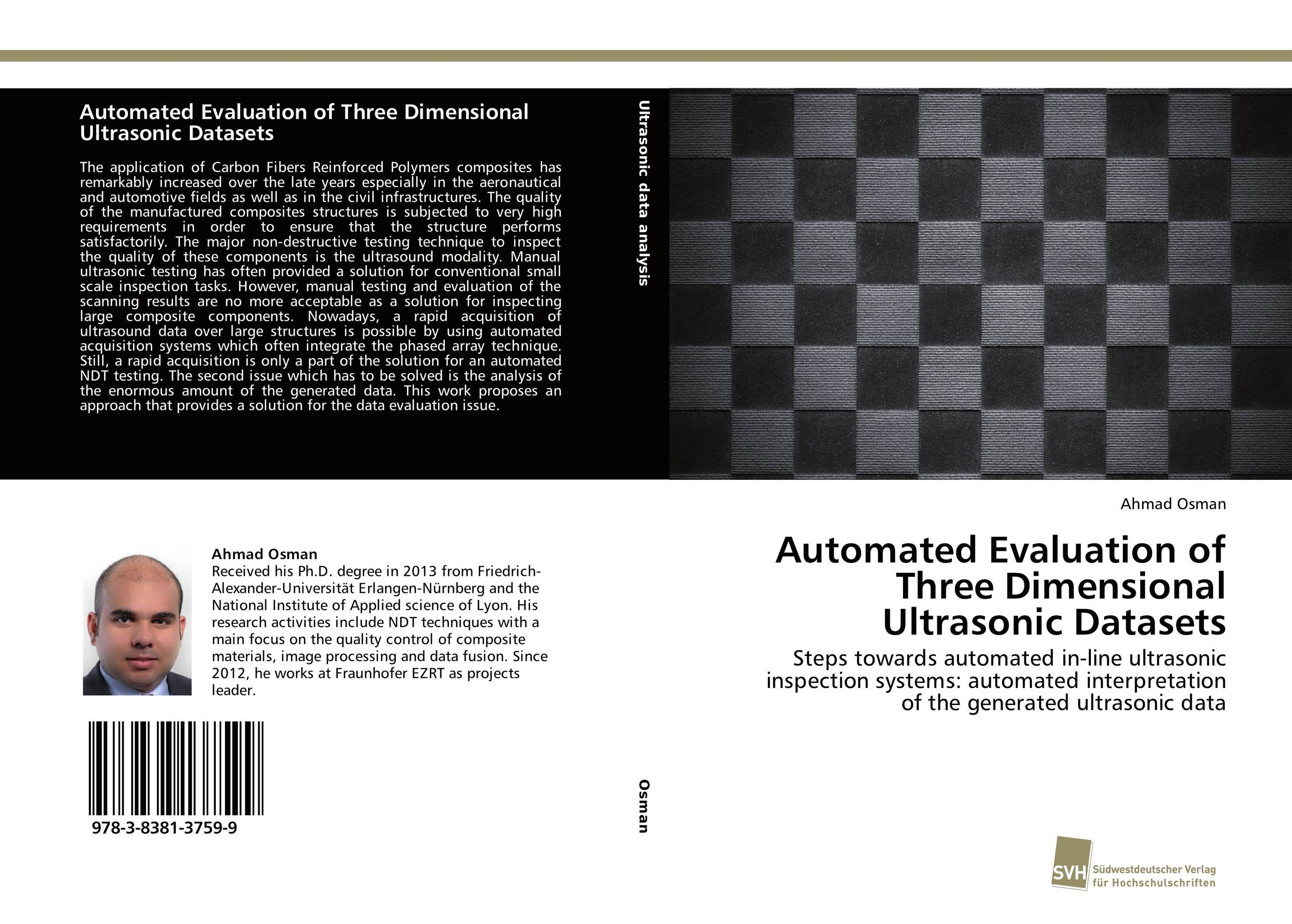 Automated Evaluation of Three Dimensional Ultrasonic Datasets the limiting background in a detector testing facility for supercdms