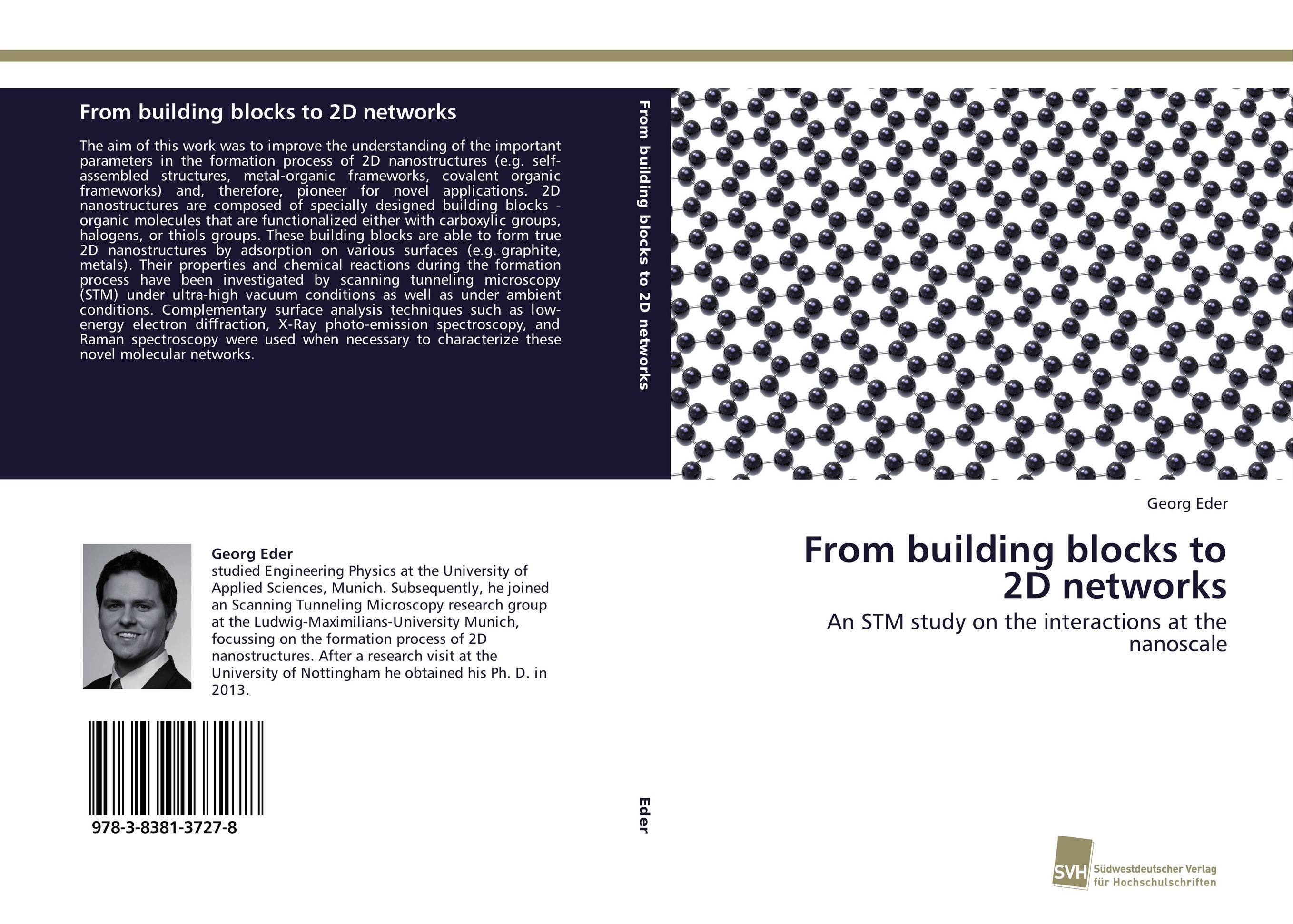 From building blocks to 2D networks mohamed henini handbook of self assembled semiconductor nanostructures for novel devices in photonics and electronics