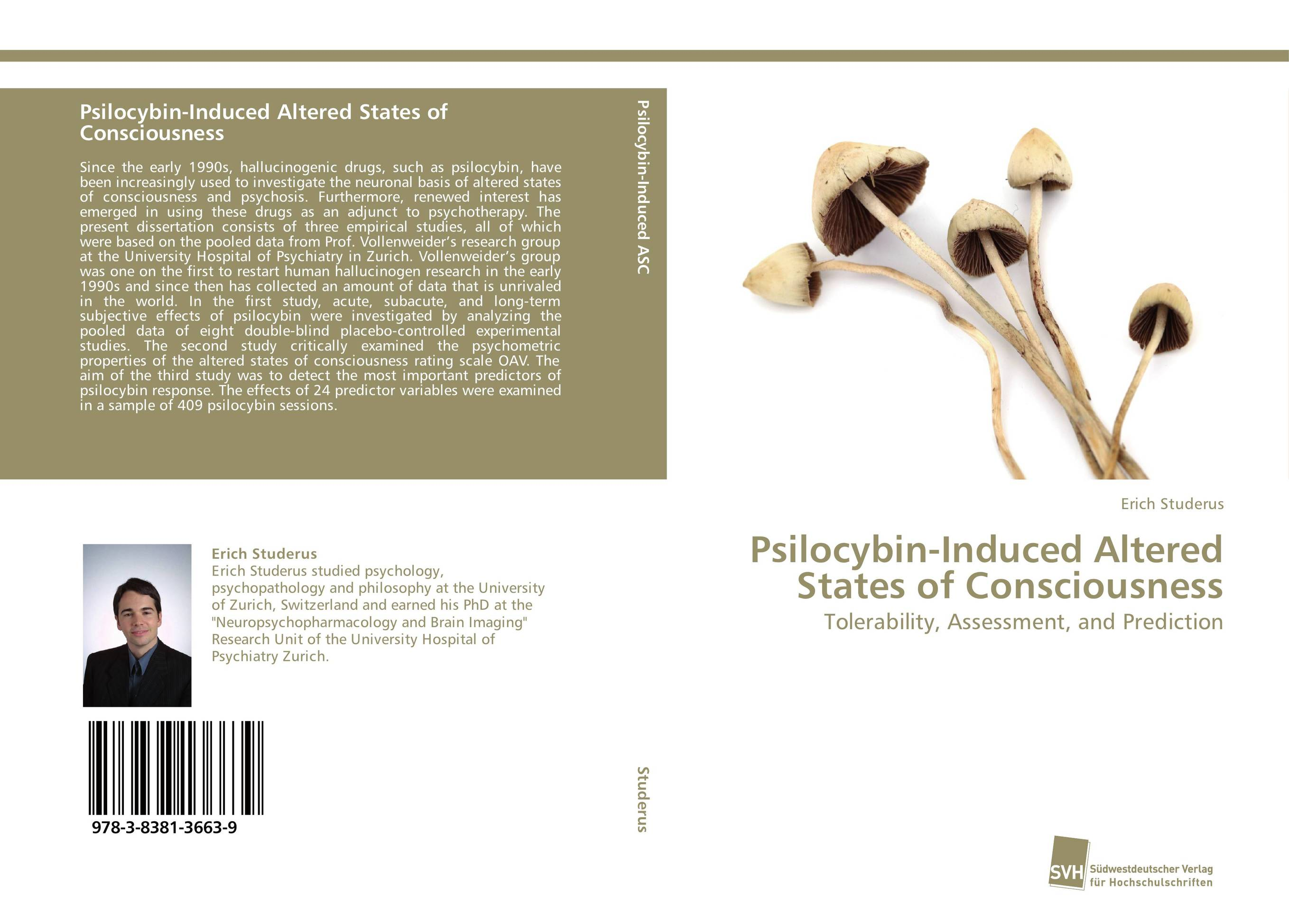 Psilocybin-Induced Altered States of Consciousness j allan hobson the dream drugstore – chemically altered states of consciousness