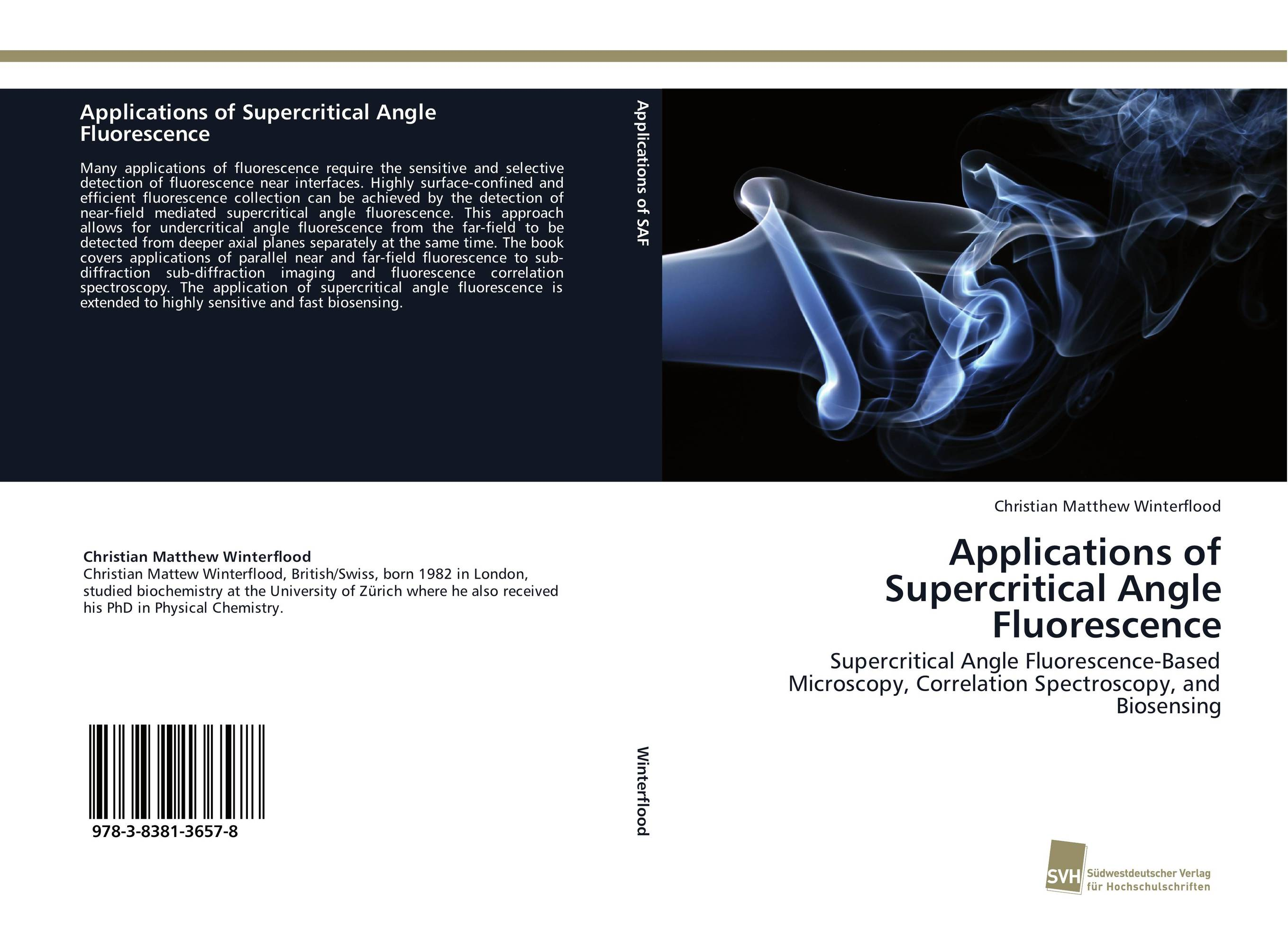 Applications of Supercritical Angle Fluorescence microwave imaging for security applications