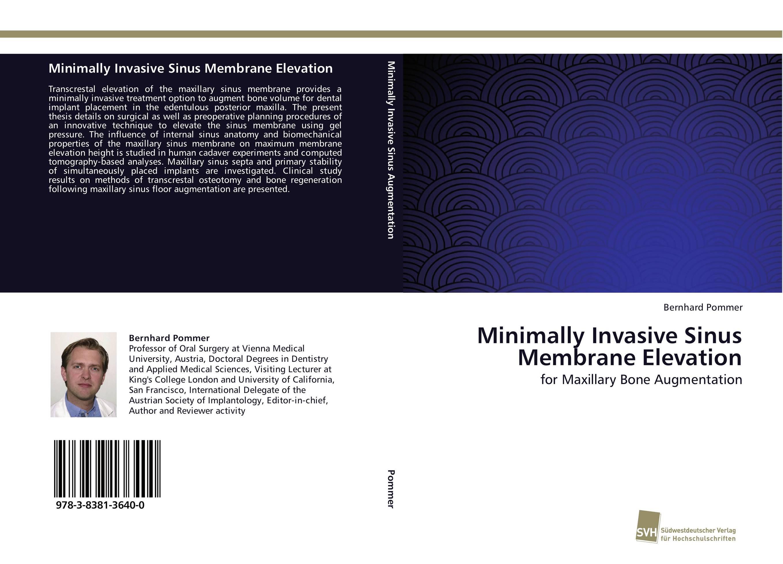 Minimally Invasive Sinus Membrane Elevation maxillary expansion