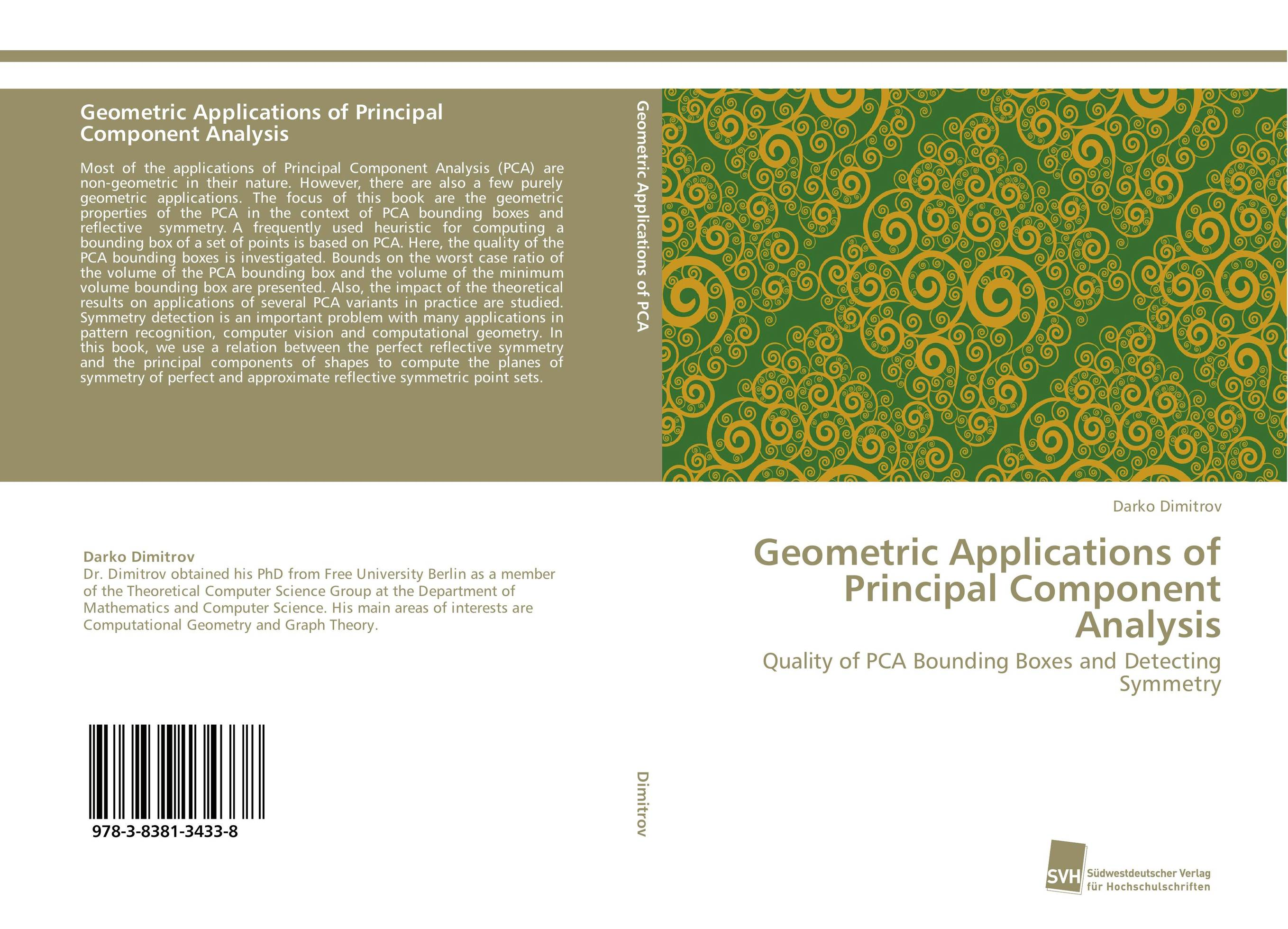 """Geometric Applications of Principal Component Analysis freedom a documentary history of emancipation 1861a€""""1867 2 volume set"""