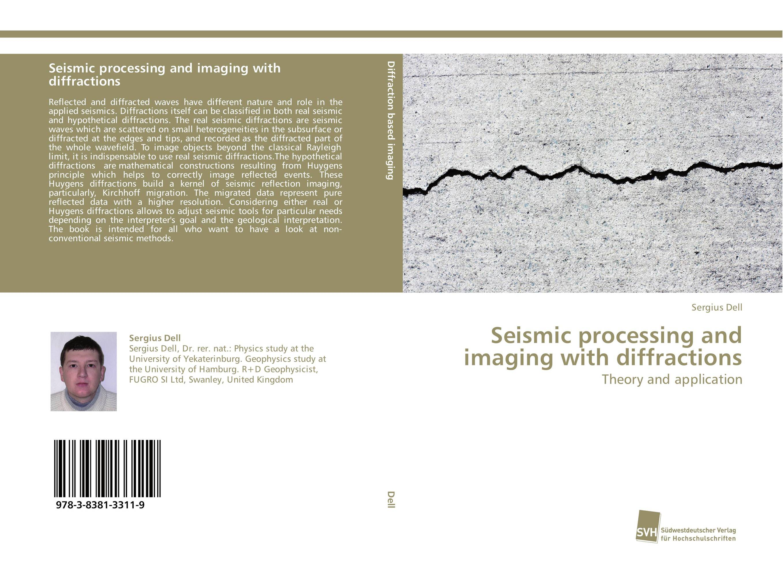 Seismic processing and imaging with diffractions