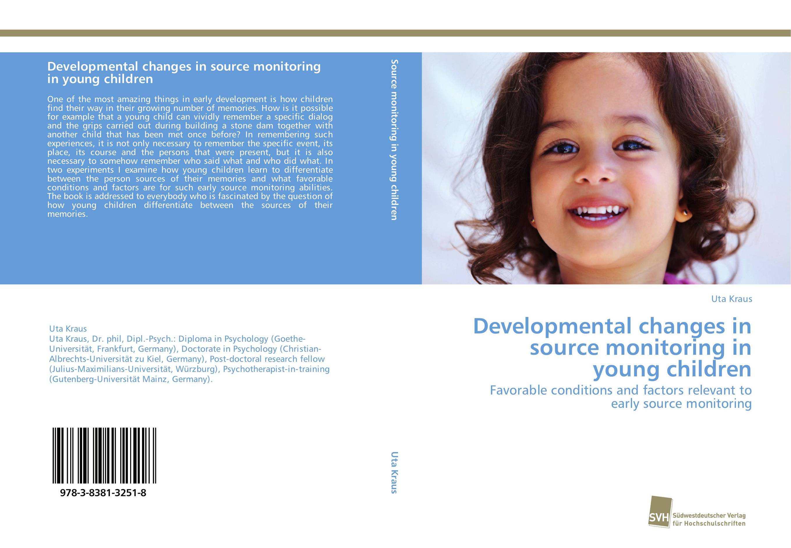 Developmental changes in source monitoring in young children under one cover eleven stories