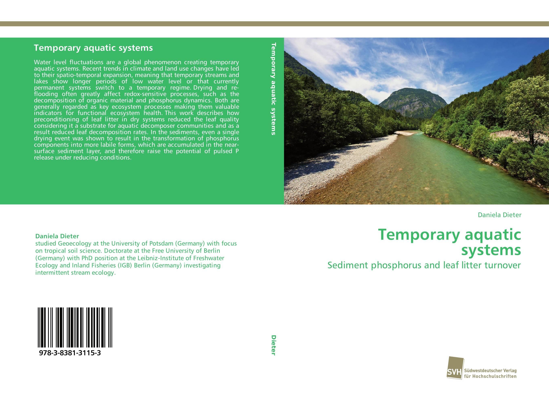 Temporary aquatic systems robert mason p trace metals in aquatic systems