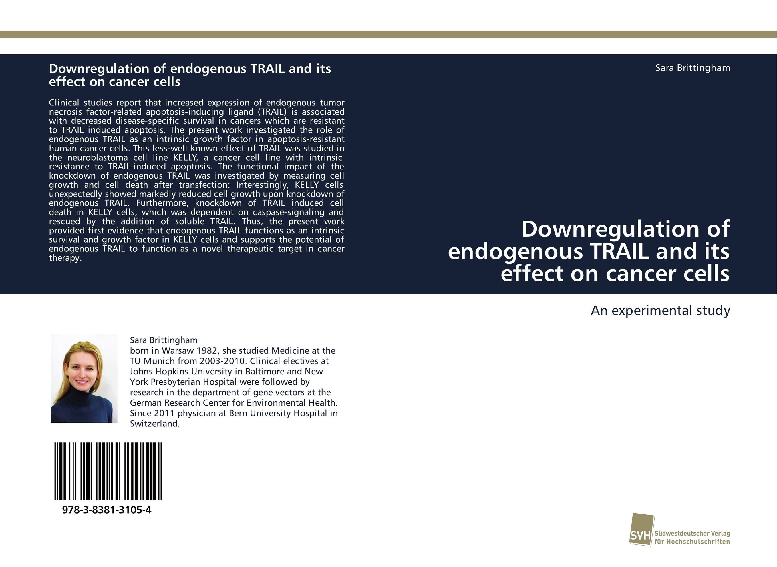 Фото Downregulation of endogenous TRAIL and its effect on cancer cells cervical cancer in amhara region in ethiopia