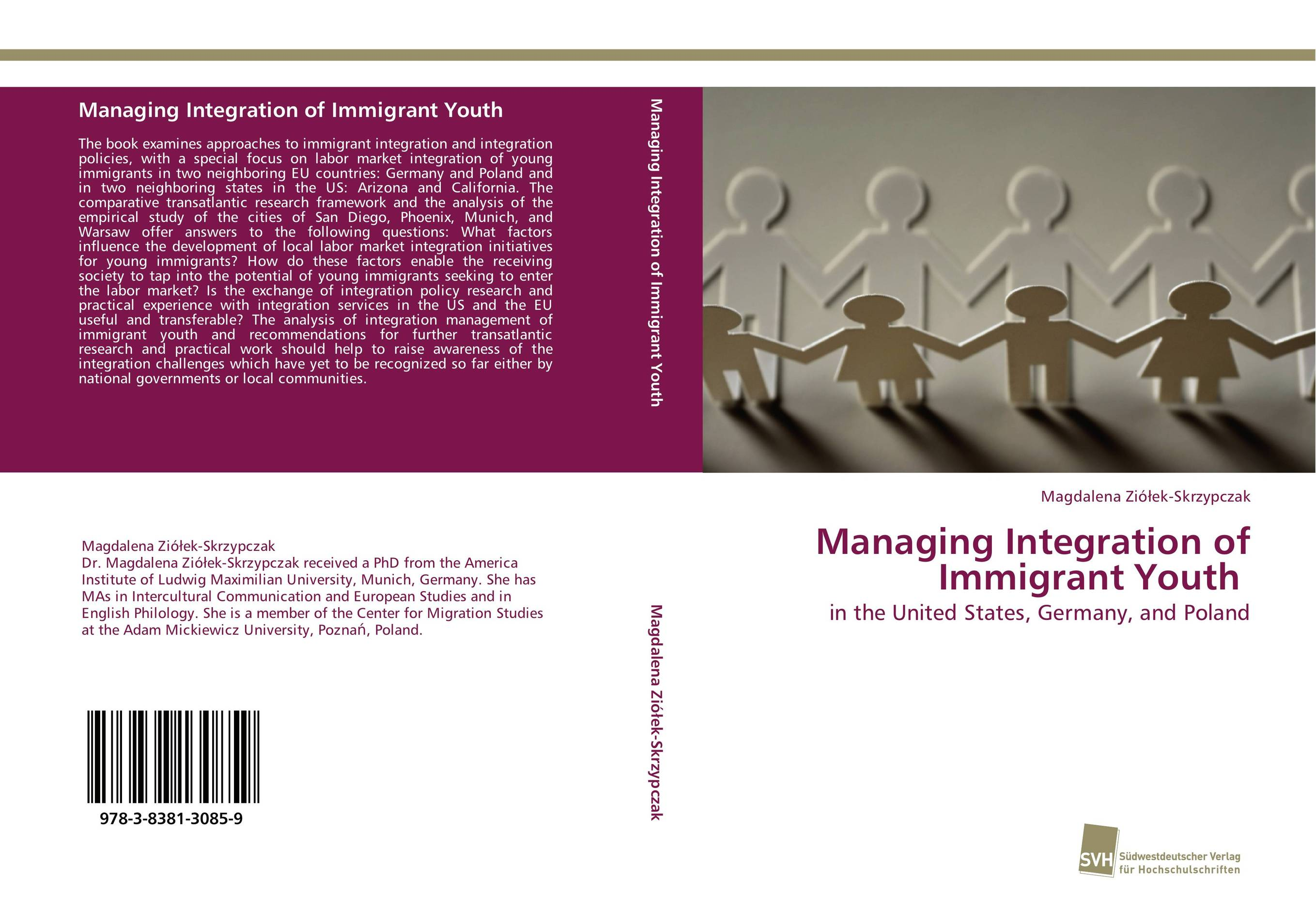 Managing Integration of Immigrant Youth managing integration of immigrant youth
