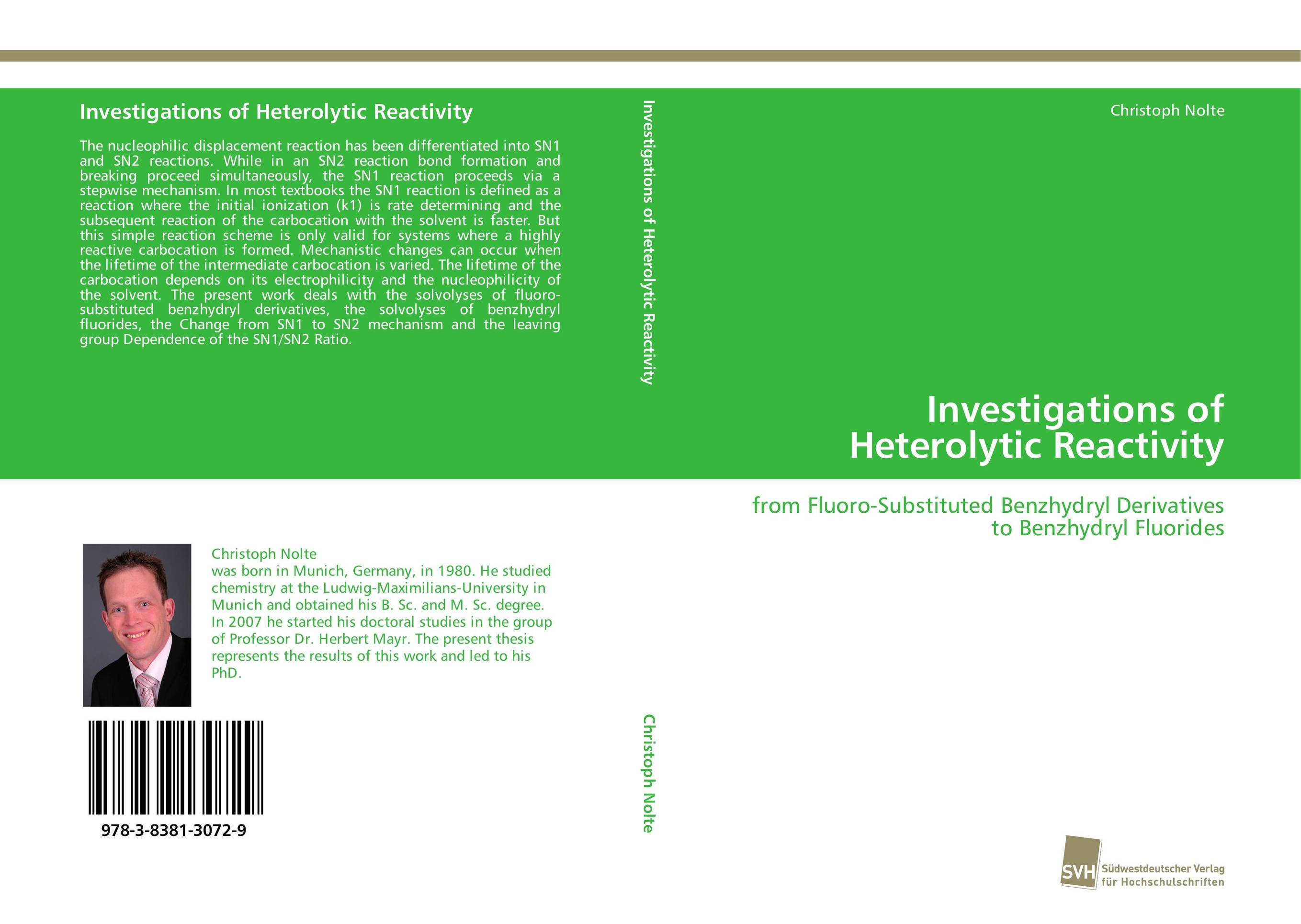 Investigations of Heterolytic Reactivity rogow thomas hobbes – radical in the service of reaction