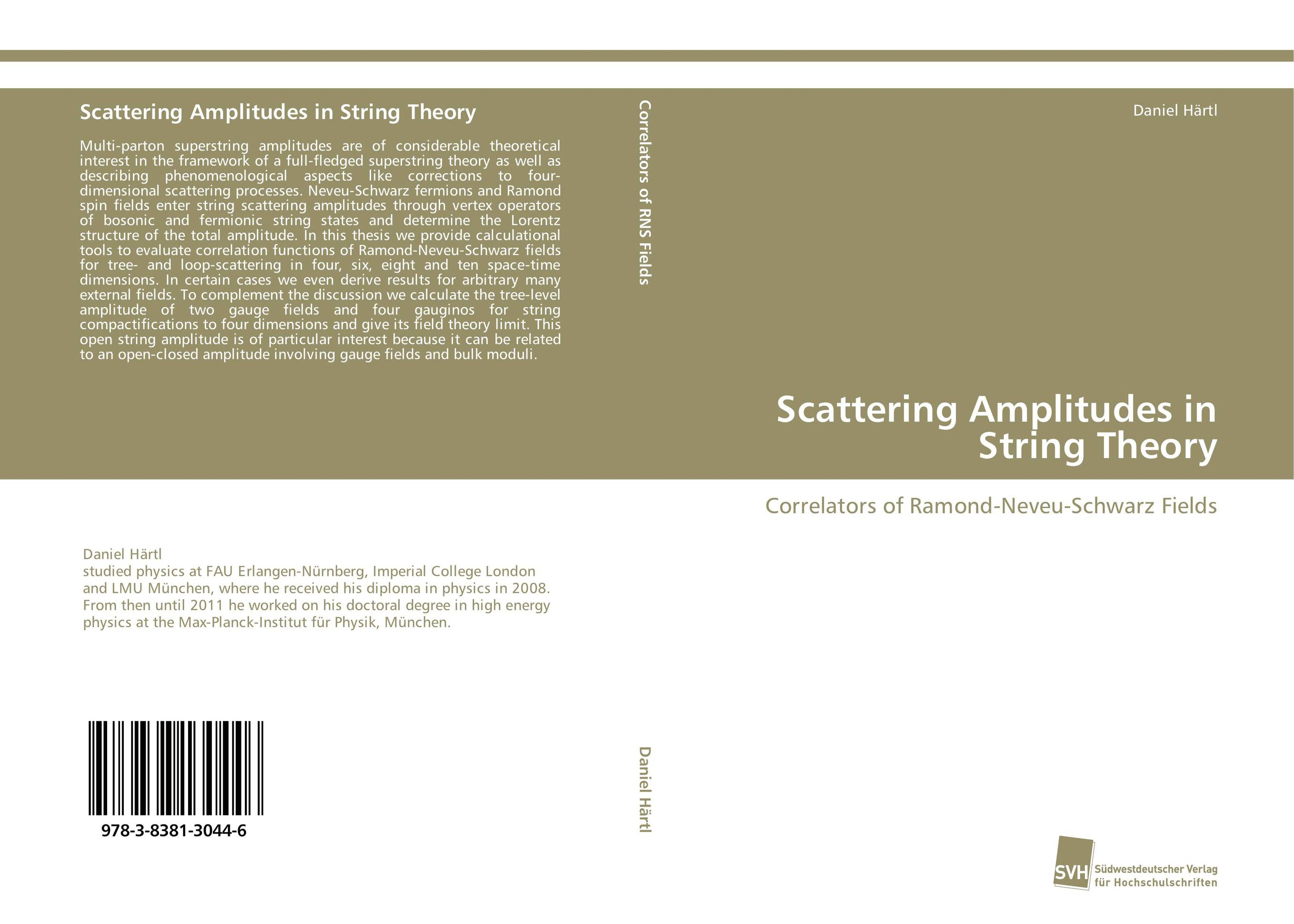 Scattering Amplitudes in String Theory permutation orbifolds in conformal field theories and string theory