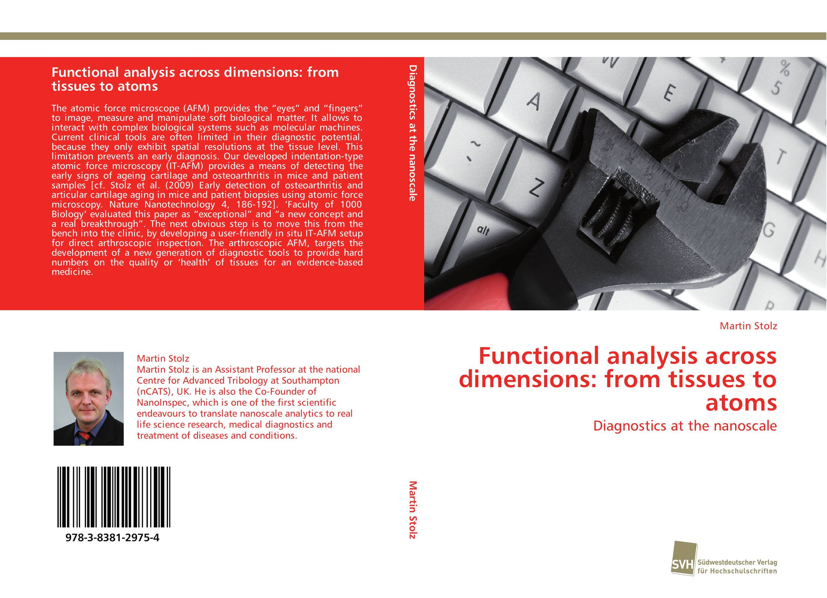 Functional analysis across dimensions: from tissues to atoms