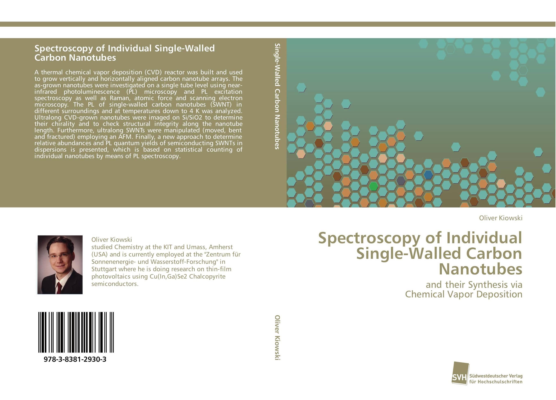 Spectroscopy of Individual Single-Walled Carbon Nanotubes quantum optics with single wall carbon nanotubes