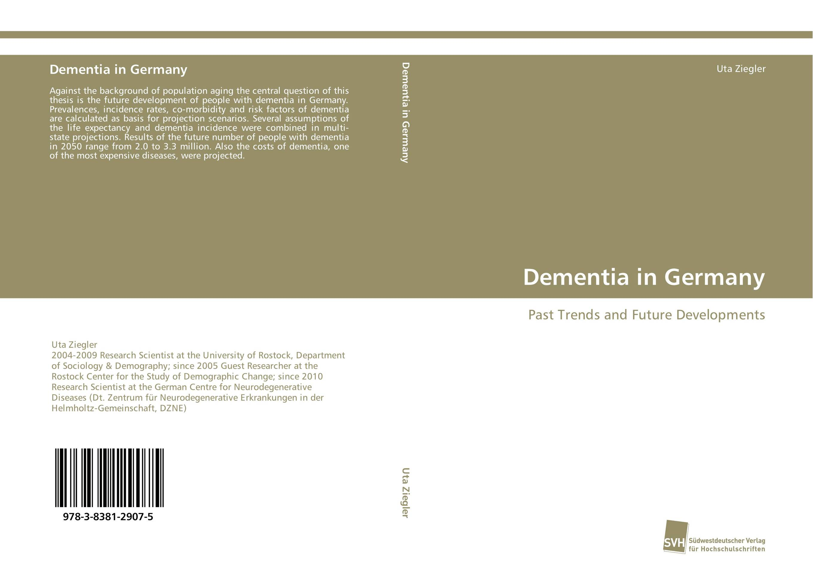 Dementia in Germany saving the bay – people working for the future of the chesapeake