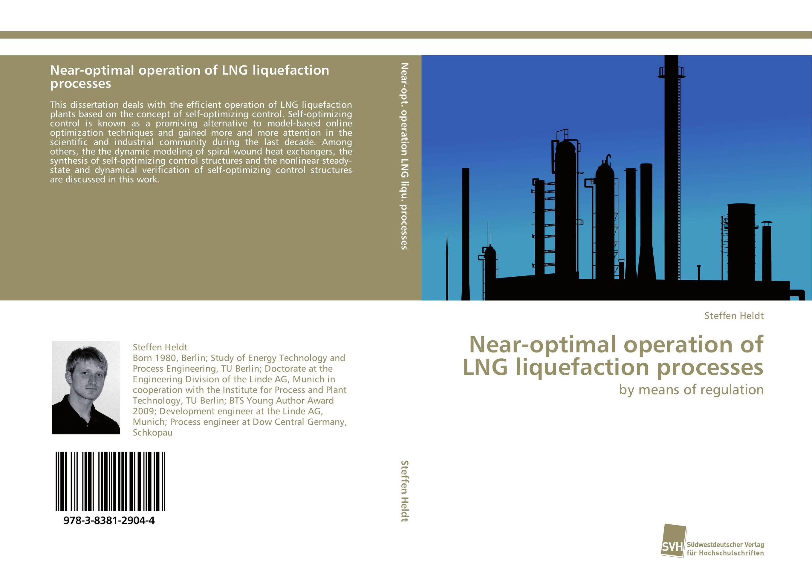 Near-optimal operation of LNG liquefaction processes marc vollenweider mind machine a decision model for optimizing and implementing analytics